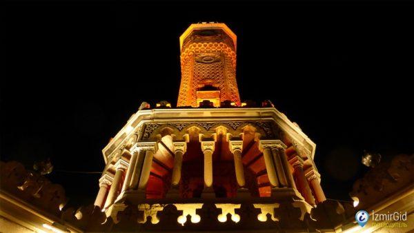 Измирская башня с часами