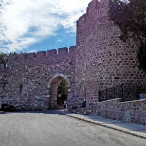 Крепость Кадифекале в Измире