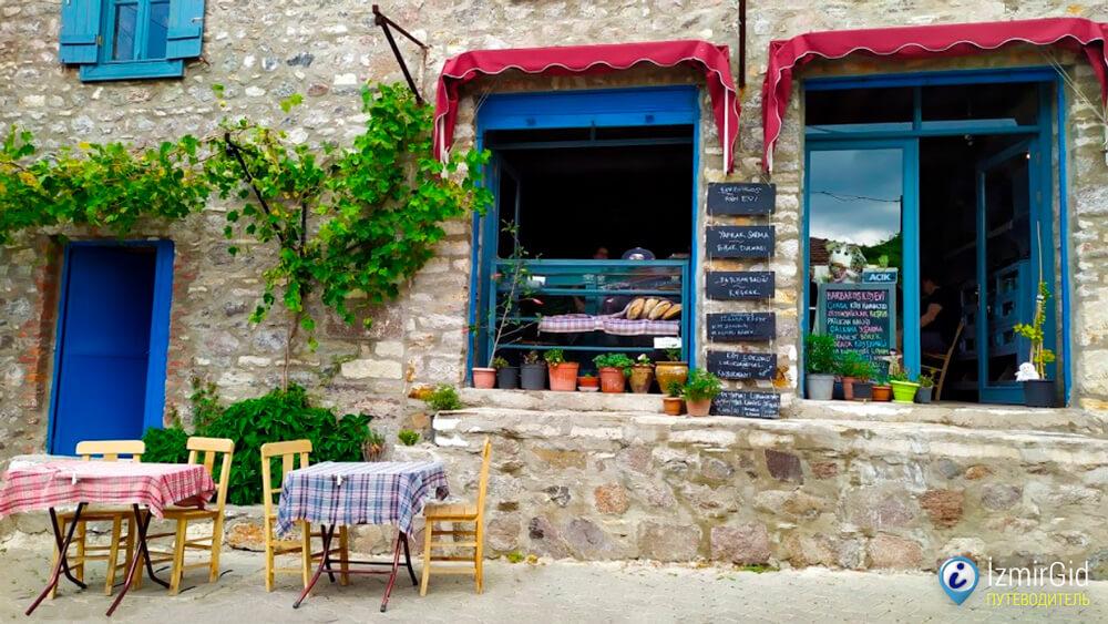 Ресторан Barbaros Köy Evi, деревня Барбарос, Измир