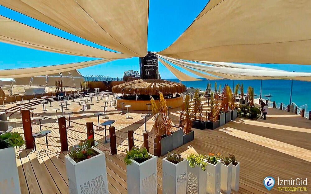 Пляжный клуб Пляжный клуб Soul Of Alaçatı Beach Club, Чешме