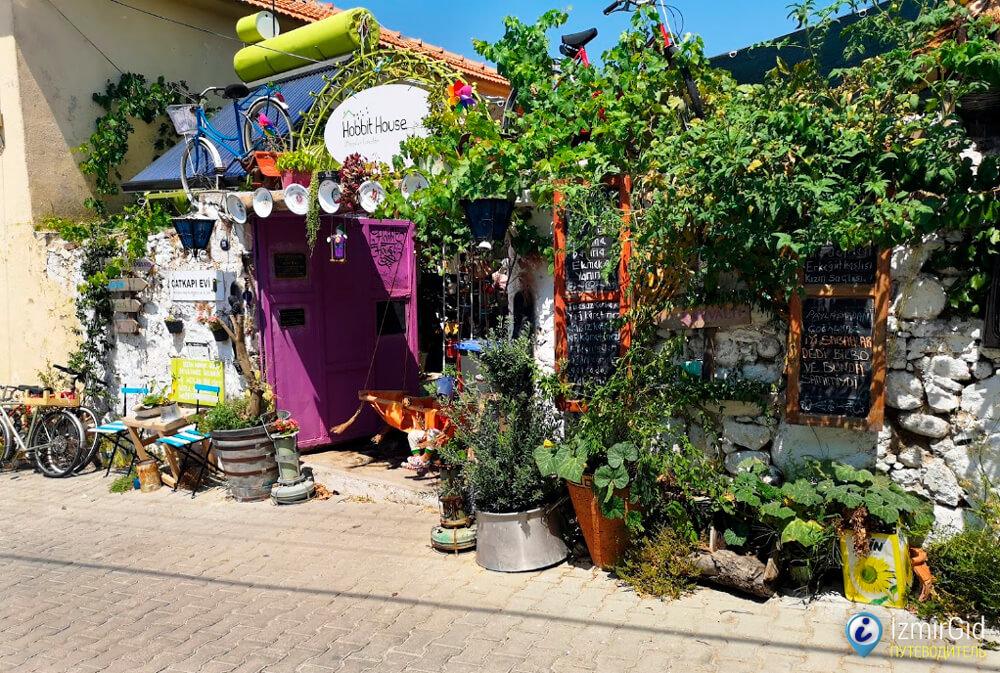 Деревня Барбарос в Измире
