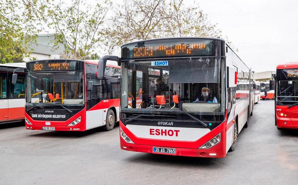Автобусы в Измире