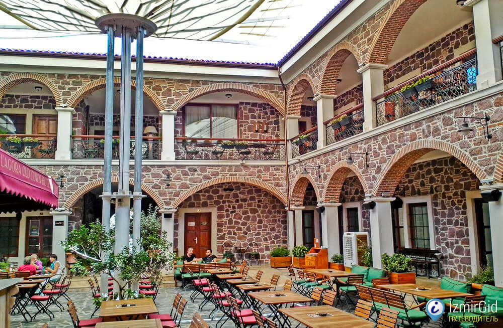 Районы Измира, Конак, рынок Кемералты