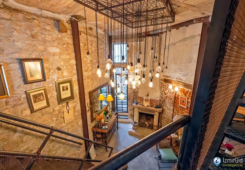 Отель Art Design Otel в Урле, Измир