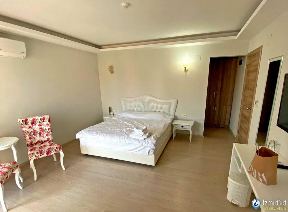 Отель Serin Otel в Урле, Измир