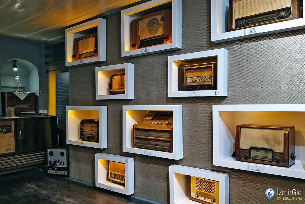 Музей радио и демократии, Измир