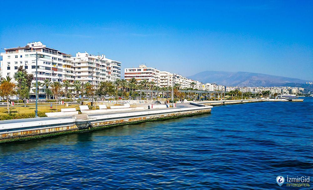 Измир - первый в мире медленный мегаполис